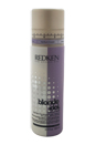 Blonde Idol Custom-Tone Conditioner Violet for Cool Blondes by Redken for Unisex - 6.6 oz Treatment