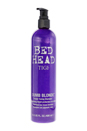 Bed Head Dumb Blonde Purple Toning Shampoo by TIGI for Unisex - 13.5 oz Shampoo