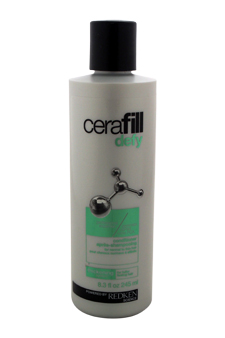 Cerafill Defy Thickening Conditioner by Redken for Unisex - 8.3 oz Conditioner
