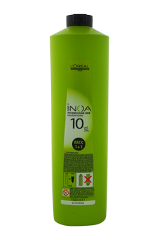 Inoa Oxydant Riche 10 by L'Oreal Professional for Unisex - 33.8 oz Treatment