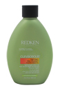 Curvaceous High Foam Cleanser by Redken for Unisex - 10.1 oz Cleanser