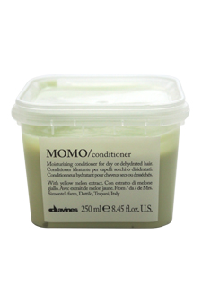 Momo Moisturizing Revitalizing Creme for Dry & Dehydrated Hair by Davines for Unisex - 8.45 oz Conditioner