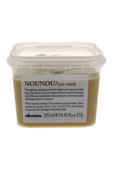 NouNou Nourishing Repairing Mask for Dry and Brittle Hair by Davines for Unisex - 8.45 oz Mask $ 16.99