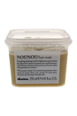 NouNou Nourishing Repairing Mask for Dry and Brittle Hair by Davines for Unisex - 8.45 oz Mask