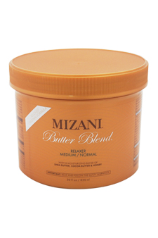 Butter Blend Relaxer Medium/Normal by Mizani for Unisex - 30 oz Relaxer