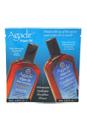 Argan Oil Daily Volumizing Shampoo & Conditioner Duo by Agadir for Unisex - 2 x 0.33 oz Shampoo & Conditioner