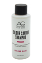 Colour Savour Sulfate-Free Shampoo by AG Hair Cosmetics for Unisex - 2 oz Shampoo