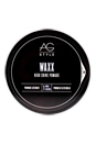 Waxx High Shine Pomade by AG Hair Cosmetics for Unisex - 2.5 oz Pomade