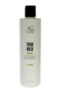 Thikk Wash Volumizing Shampoo by AG Hair Cosmetics for Unisex - 10 oz Shampoo