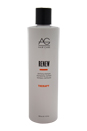 Renew Clarifying Shampoo by AG Hair Cosmetics for Unisex - 10 oz Shampoo