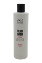 Colour Savour Sulfate-Free Shampoo by AG Hair Cosmetics for Unisex - 10 oz Shampoo