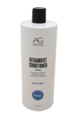 Ultramoist Moisturizing Conditioner by AG Hair Cosmetics for Unisex - 33.8 oz Conditioner