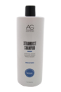 Xtramoist Moisturizing Shampoo by AG Hair Cosmetics for Unisex - 33.8 oz Shampoo