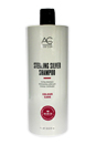 Sterling Silver Toning Shampoo by AG Hair Cosmetics for Unisex - 33.8 oz Shampoo