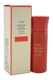 Bright Blonde Radiance and Repair Treatment by Oribe for Unisex - 4.2 oz Treatment