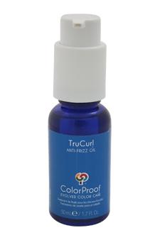 TruCurl Anti-Frizz Oil