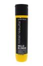 Total Results Hello Blondie Conditioner by Matrix for Unisex - 10.1 oz Conditioner
