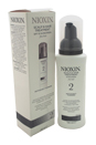 System 2 Scalp & Hair Treatment SPF 15 For Fine Hair by Nioxin for Unisex - 100 ml Treatment
