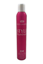 Miss Universe Work Your Style Flexible by CHI for Unisex - 12 oz Hair Spray