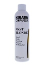 Keratin Complex Natural Keratin Smoothing Treatment For Blonde Hair by Keratin Complex for Unisex - 8 oz Treatment