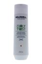 Dualsenses Curly Twist Moisturizing Shampoo by Goldwell for Unisex - 8.45 oz Shampoo