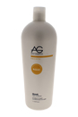 Smooth Sleek Argan Conditioner by AG Hair Cosmetics for Unisex - 33.8 oz Conditioner