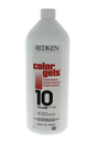 Color Gels Emulsified Developer 10 Volume by Redken for Unisex - 33.8 oz Treatment
