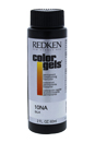 Color Gels Permanent Conditioning Haircolor 10NA - Silk by Redken for Unisex - 2 oz Hair Color