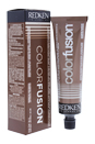 Color Fusion Color Cream Natural Balance # 1Ab Ash/Blue by Redken for Unisex - 2.1 oz Hair Color