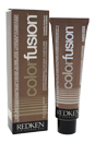 Color Fusion Color Cream Natural Balance # 9Ag Ash/Green by Redken for Unisex - 2.1 oz Hair Color