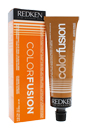 Color Fusion Color Cream Natural Fashion # 3Br Brown/Red by Redken for Unisex - 2.1 oz Hair Color