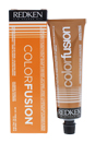 Color Fusion Color Cream Natural Fashion # 4Bc Brown/Copper by Redken for Unisex - 2.1 oz Hair Color