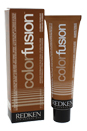 Color Fusion Color Cream Natural Fashion # 4Mv Mahogany/Violet by Redken for Unisex - 2.1 oz Hair Color