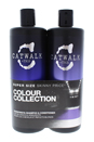 Catwalk Fashionista Violet Duo by TIGI for Unisex - 25.36 oz Shampoo & Conditioner