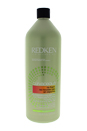 Curvaceous Highly Conditioning Cleanser by Redken for Unisex - 33.8 oz Cleanser