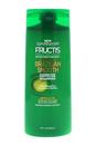 Fructis Sleek & Shine Brazilian Smooth Shampoo by Garnier for Unisex - 22 oz Shampoo