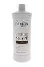 Lasting Shape Curly Neutralizer by Revlon for Unisex - 28.7 oz Lotion