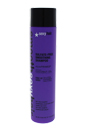 Smooth Sexy Hair Sulfate-Free Smoothing Shampoo by Sexy Hair for Unisex - 10.1 oz Shampoo