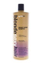 Blonde Sexy Hair Sulfate-Free Bright Blonde Shampoo by Sexy Hair for Unisex - 33.8 oz Shampoo