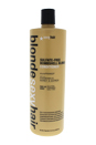 Blonde Sexy Hair Sulfate-Free Bombshell Blonde Conditioner by Sexy Hair for Unisex - 33.8 oz Conditioner
