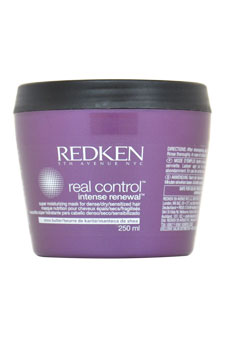 Real Control Intense Renewal Mask for Unisex - 8.5 oz Mask