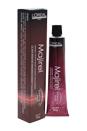 Majirel # 6.1 - Dark Ash Blonde by L'Oreal Professional for Unisex - 1.7 oz Hair Color