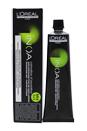 Inoa # 6.18 - Dark Ash Mocha Blonde by L'Oreal Professional for Unisex - 2 oz Hair Color