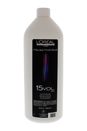 Dia Activateur 15 Vol. 4.5% by L'Oreal Professional for Unisex - 33.8 oz Activator
