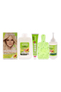 Nutrisse Nourishing Color Creme # 111 Extra Light Ash Blonde by Garnier for Unisex - 1 Application Hair Color