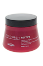 Pro Fiber Rectify Masque by L'Oreal Professional for Unisex - 6.76 oz Masque