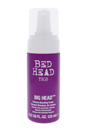 Bed Head Big Head Volume Boosting Foam by TIGI for Unisex - 4.22 oz Mousse