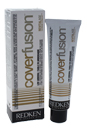 Cover Fusion Low Ammonia - # 2AN Natural Ash by Redken for Unisex - 2.1 oz Hair Color