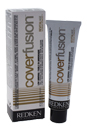 Cover Fusion Low Ammonia - # 4NA Natural Ash by Redken for Unisex - 2.1 oz Hair Color