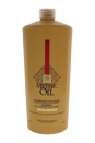 Mythic Oil Shampoo by L'Oreal Professional for Unisex - 33.8 oz Shampoo